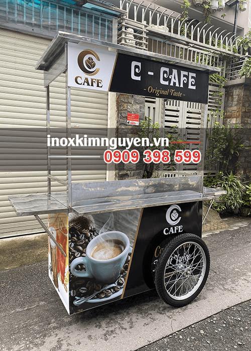 Xe cafe lưu động