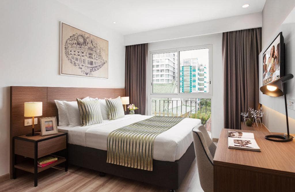 Khách sạn 4 sao Quận 3 Hồ Chí Minh