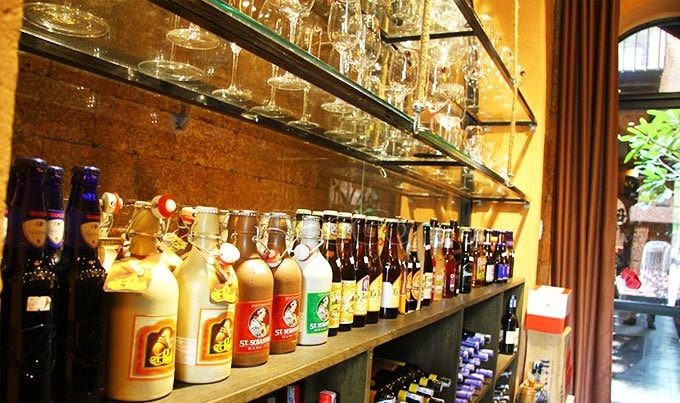 nhà hàng bia đức quận 7
