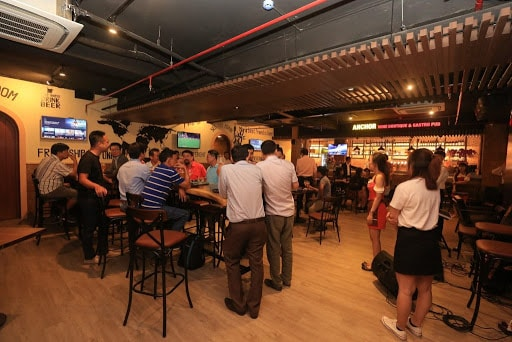 địa điểm bán bia đức quận 7