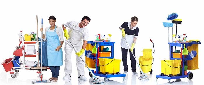 ISS CLEANING sài gòn