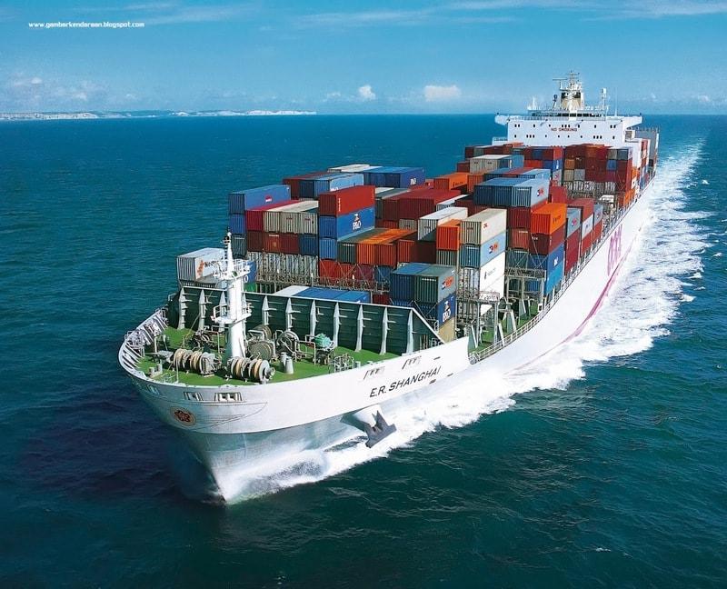 Vận chuyển hàng hóa bằng đường biển tại Tp HCM