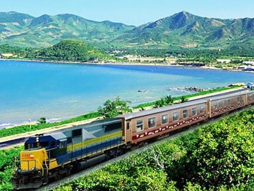vận chuyển bằng đường sắt