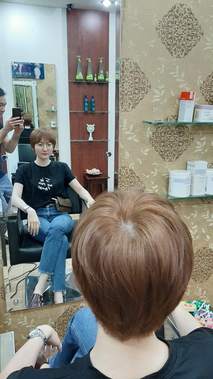 Salon tóc May Luu