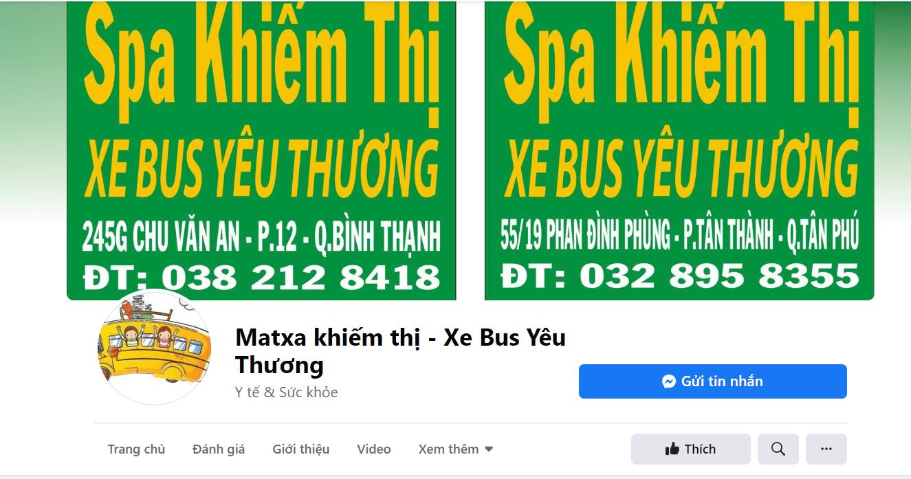Địa Chỉ Massage Hội Người Mù Ở Thành Phố Hồ Chí Minh