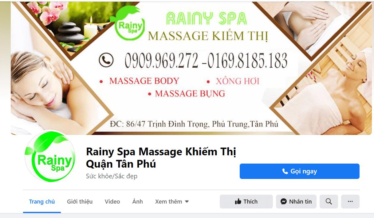 Rainy Spa Hồ Chí Minh