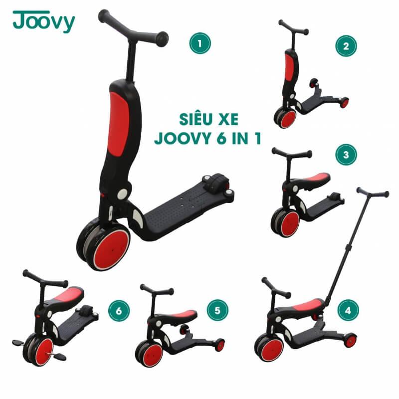 Xe scooter đa năng cho bé 3 tuổi