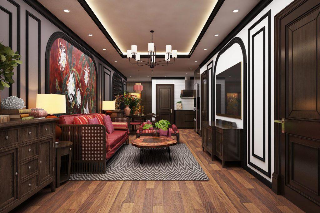 doanh nghiệp thiết kế nội thất uy tín tại tp hcm