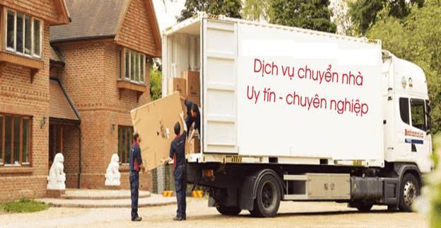Có nên chuyển nhà trọn gói 600k tại TpHCM
