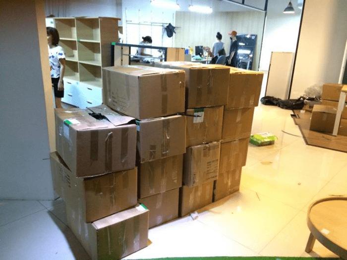 Vận tải Vạn Phú Quý - Vận chuyển hàng hóa Bắc Trung Nam