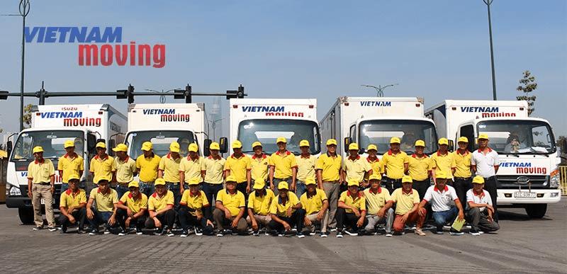 Việt Nam moving - Công ty chuyển nhà, văn phòng trọn gói