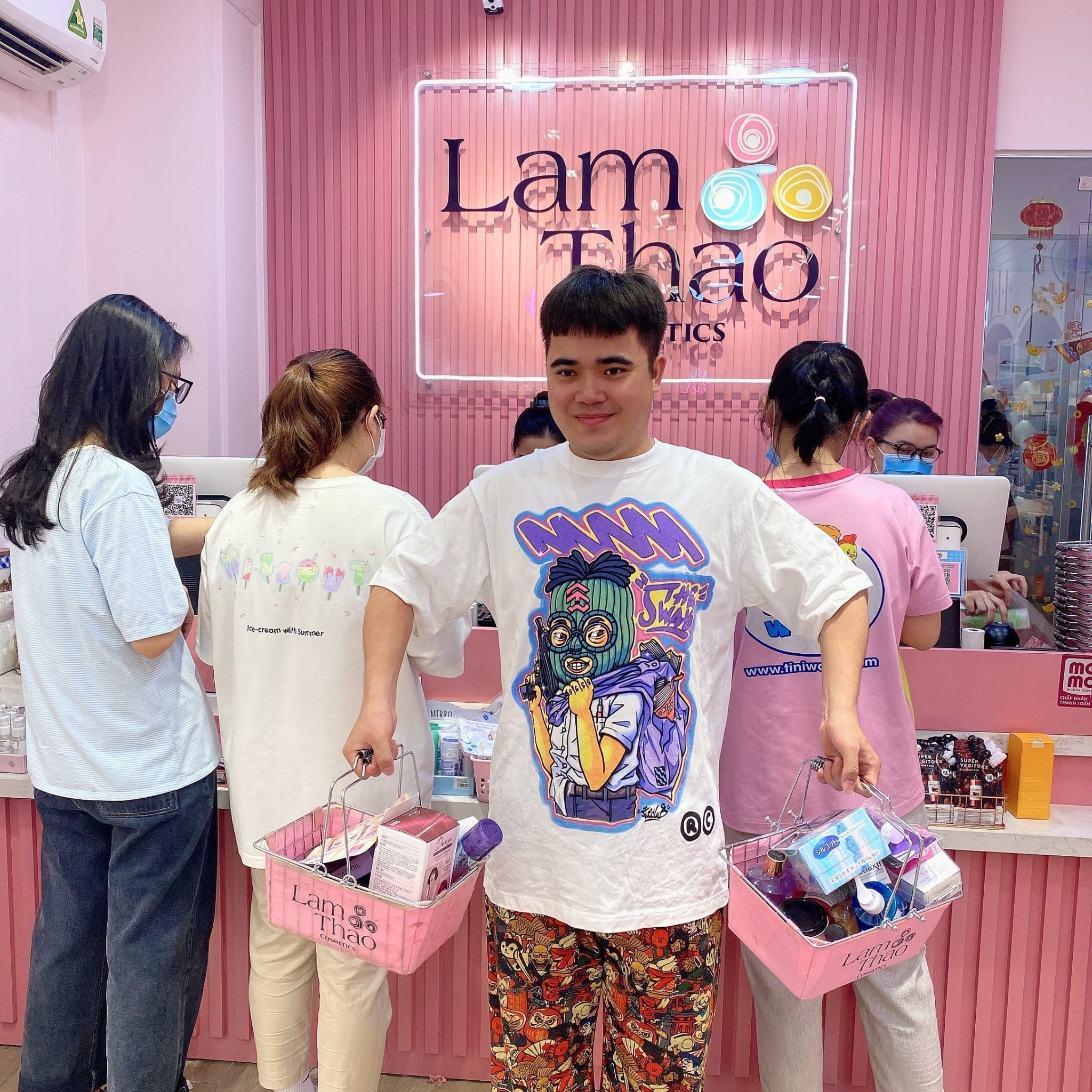 Lam Thảo Cosmetic