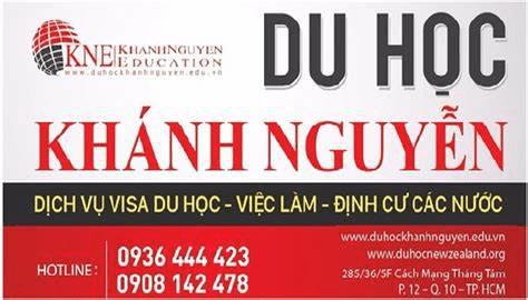 Du học Khánh Nguyễn