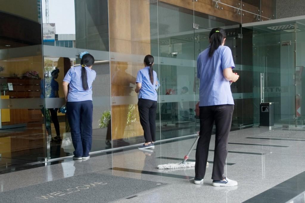 Dịch vụ dọn vệ sinh theo giờ Sài Gòn