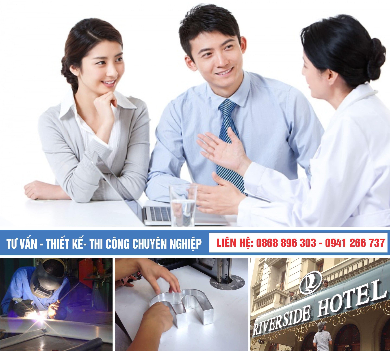 Công ty làm bảng hiệu quảng cáo tại TPHCM - Quảng Cáo Nam Tiến Phát
