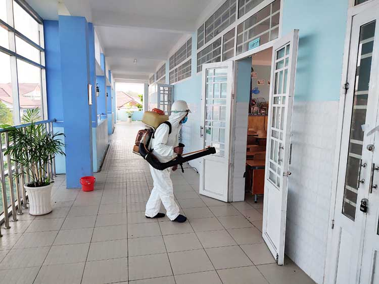 Dịch vụ diệt muỗi tại Sài Gòn