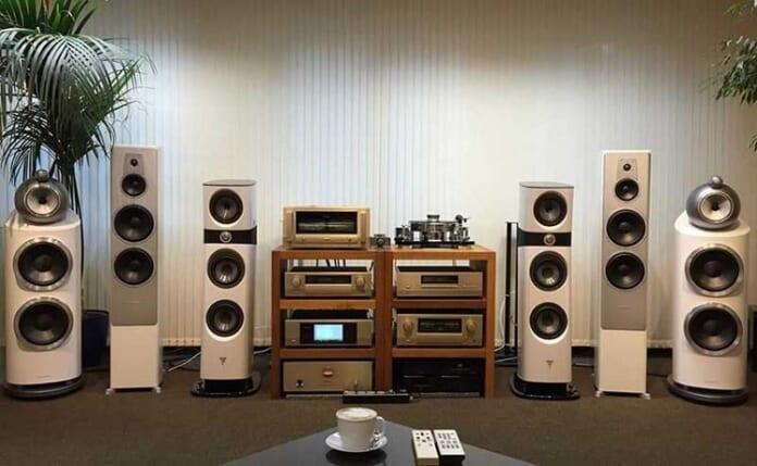 dịch vụ cửa hàng âm thanh TPHCM