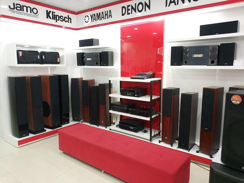 cửa hàng âm thanh TPHCM uy tín