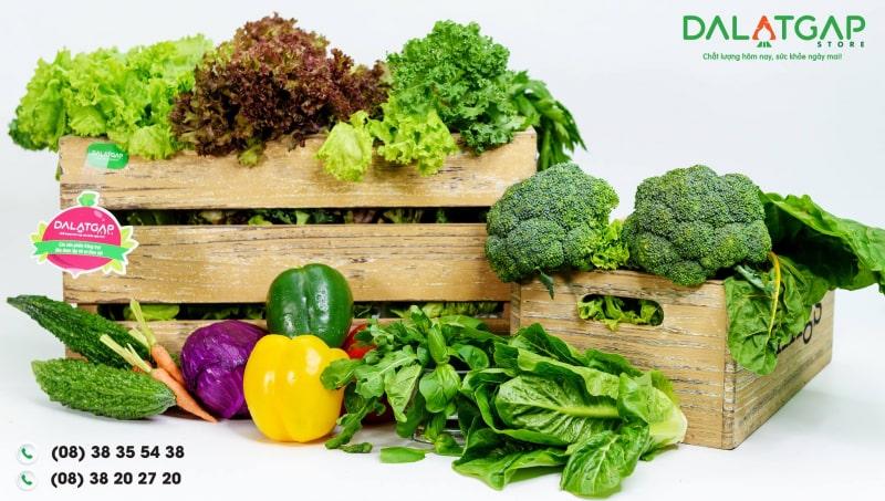 Thực phẩm sạch TPHCM
