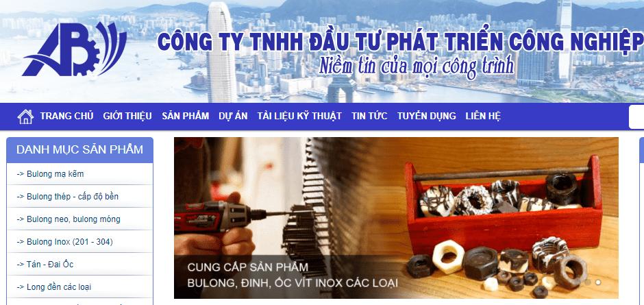 cửa hàng ốc vít TPHCM