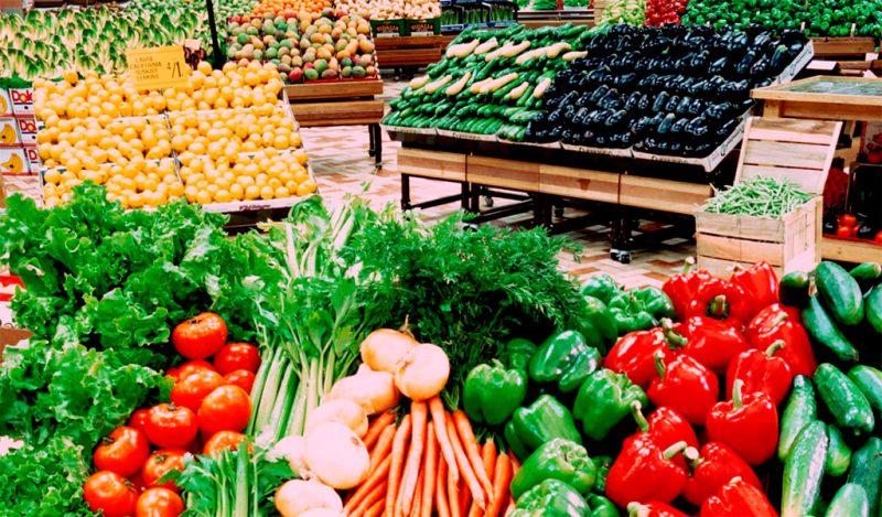 Cửa hàng thực phẩm sạch an toàn