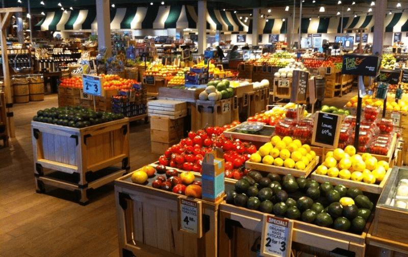cửa hàng trái cây sạch TPHCM