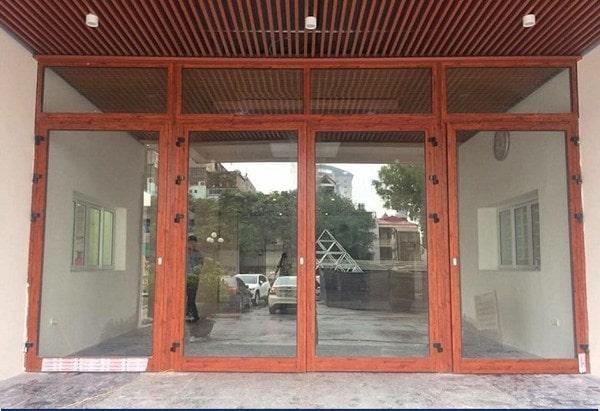 Cửa kính Nhật Minh