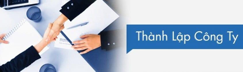 dịch vụ thành lập công ty TPHCM