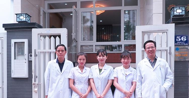 Bác sĩ Ngô Minh Vinh