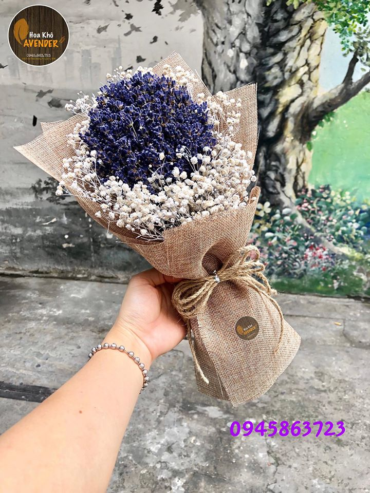 hoa khô TPHCM
