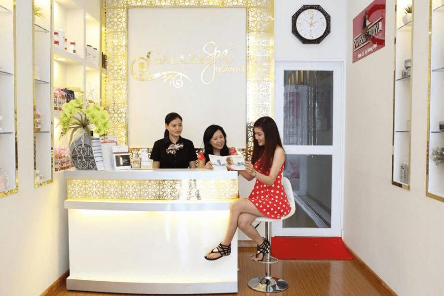 Spa uy tín Sài Gòn