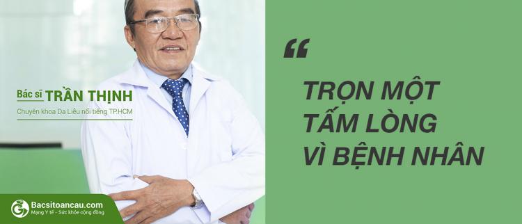 Bác sĩ Trần Thịnh