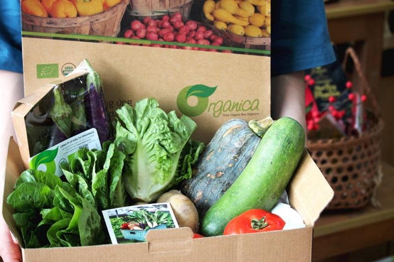 Cửa hàng thực phẩm Organica