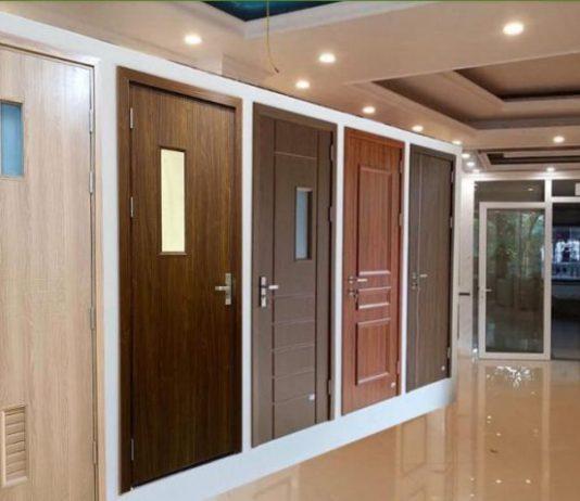 Showroom cửa gỗ TPHCM