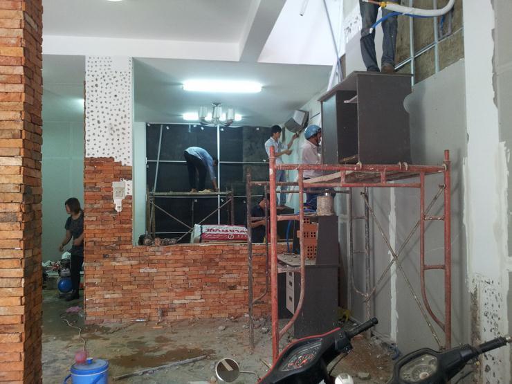 sửa chữa nhà trọn gói TPHCM