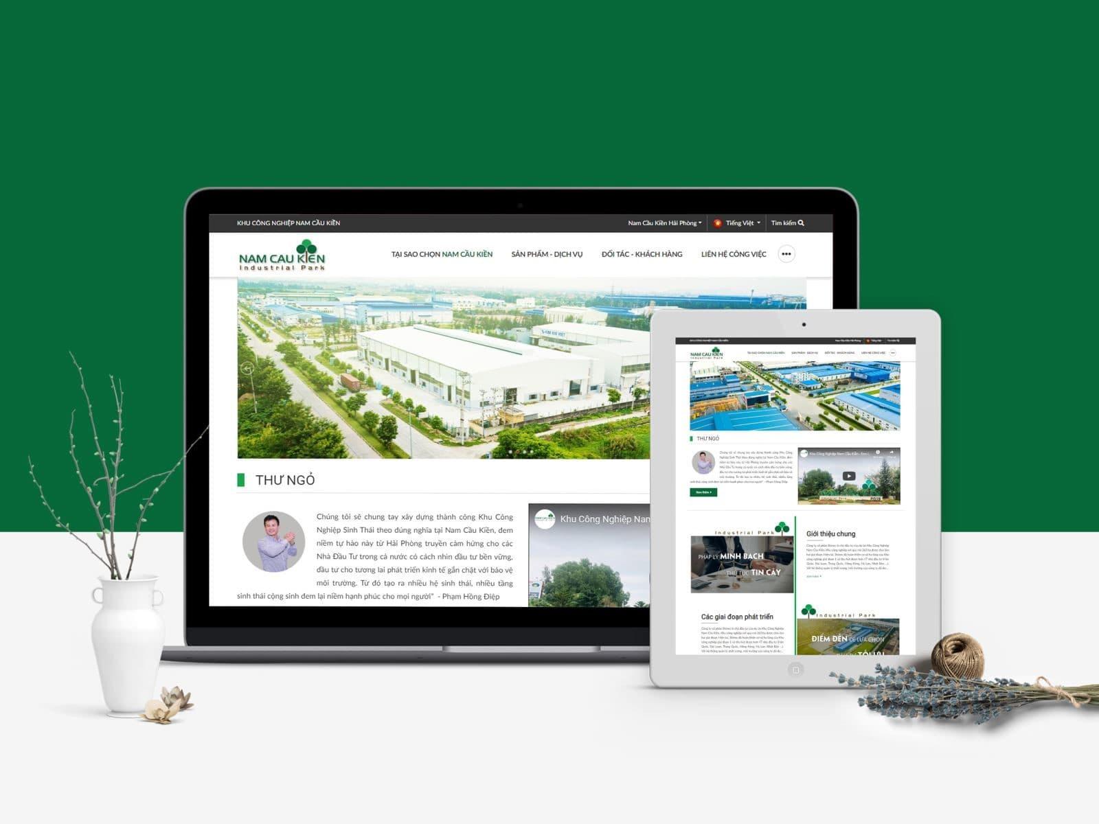 tự làm website hay thuê đơn vị thiết kế web