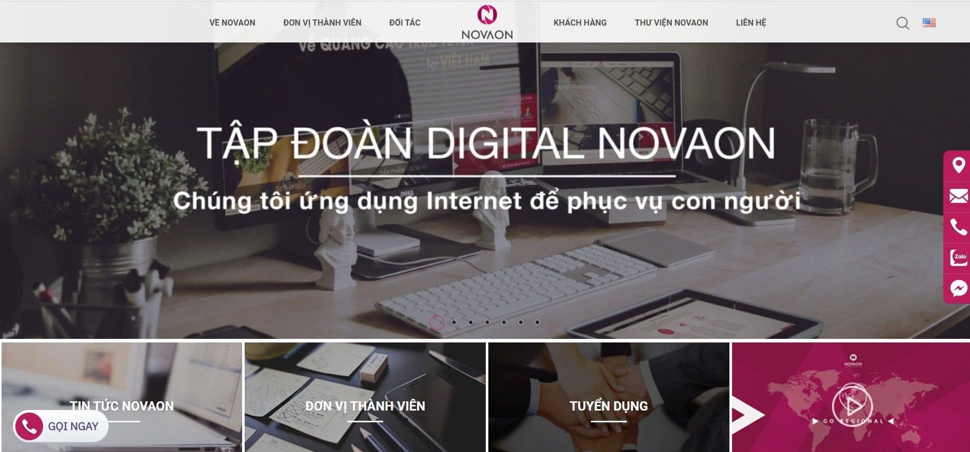 Công Ty NovaOn Ads