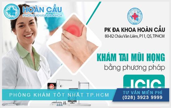 phòng khám tai mũi họng Sài Gòn