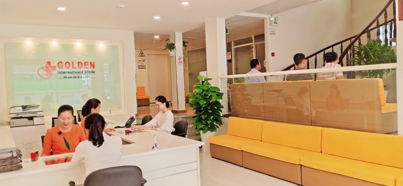 Công Ty TNHH Phòng Khám Đa Khoa Quốc Tế Golden Healthcare