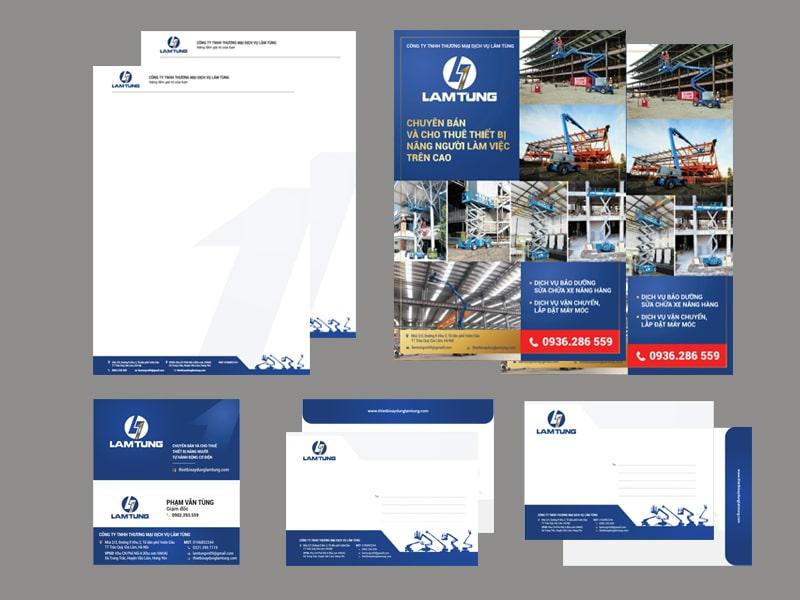 thiết kế bộ nhận diện thương hiệu TPHCM