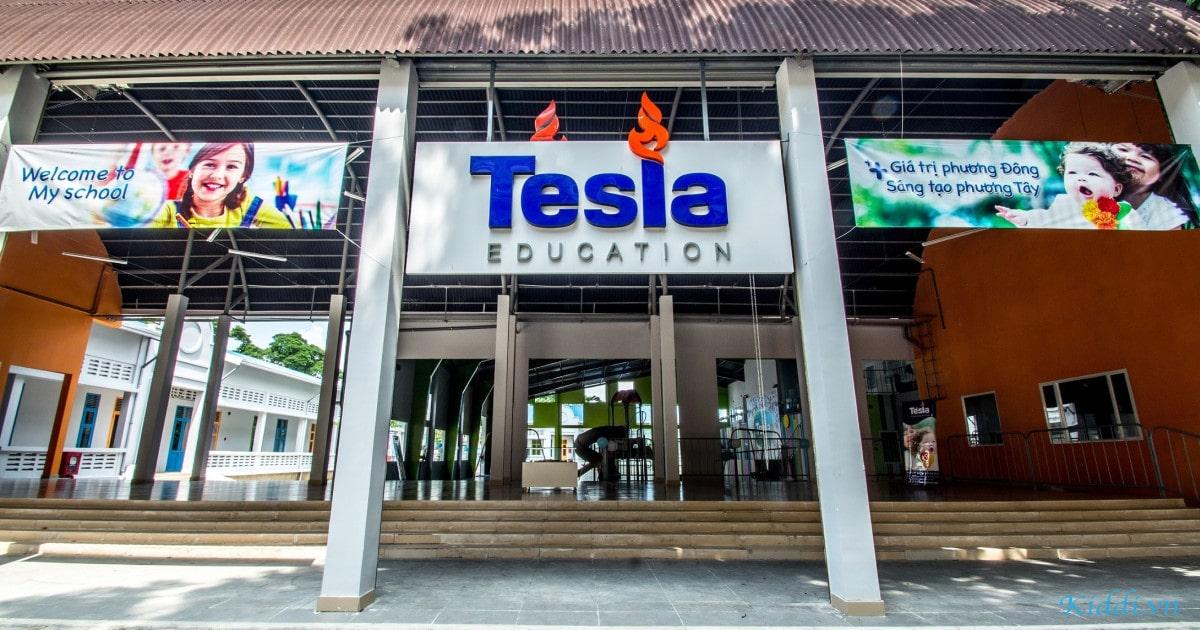 Trường Tesla