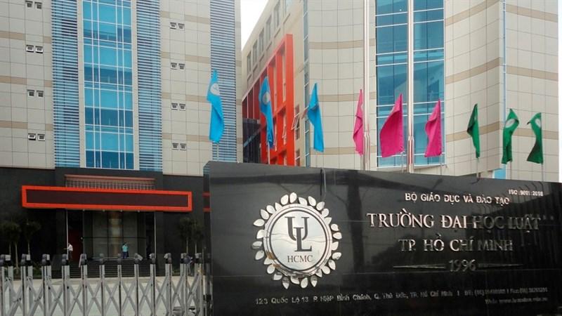 Trường Đại Học Luật TP.HCM