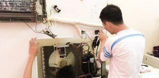 học nghề điện lạnh tphcm