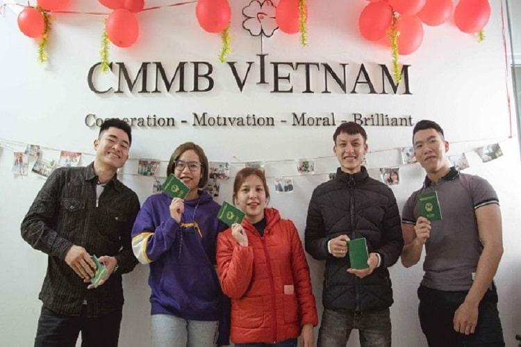Trung Tâm CMMB Việt Nam