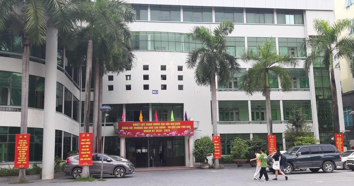 Đại Học Lao Động - Xã Hội